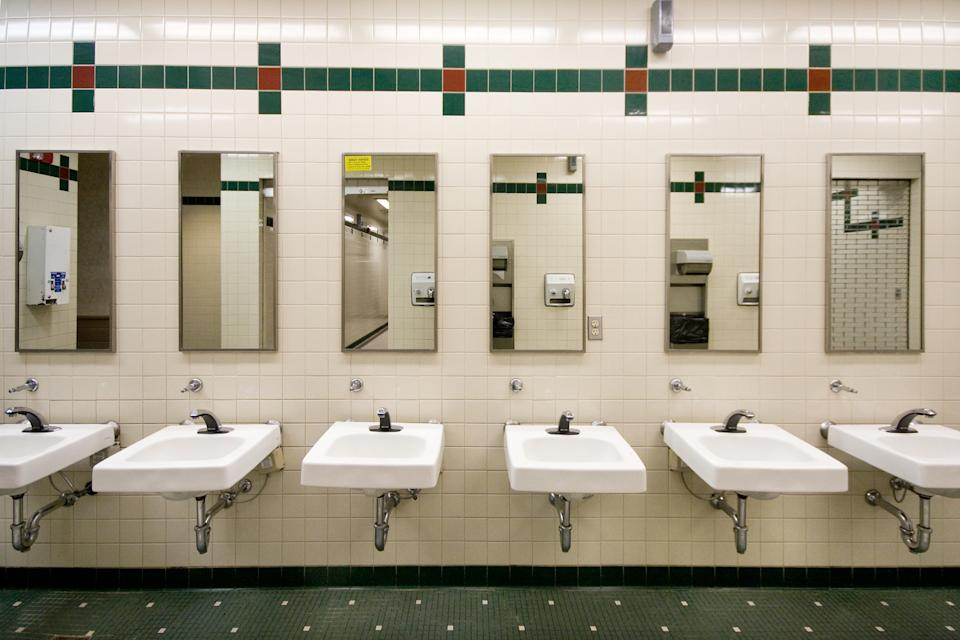The UK's best and worst public loos have been revealed. (Getty Images)
