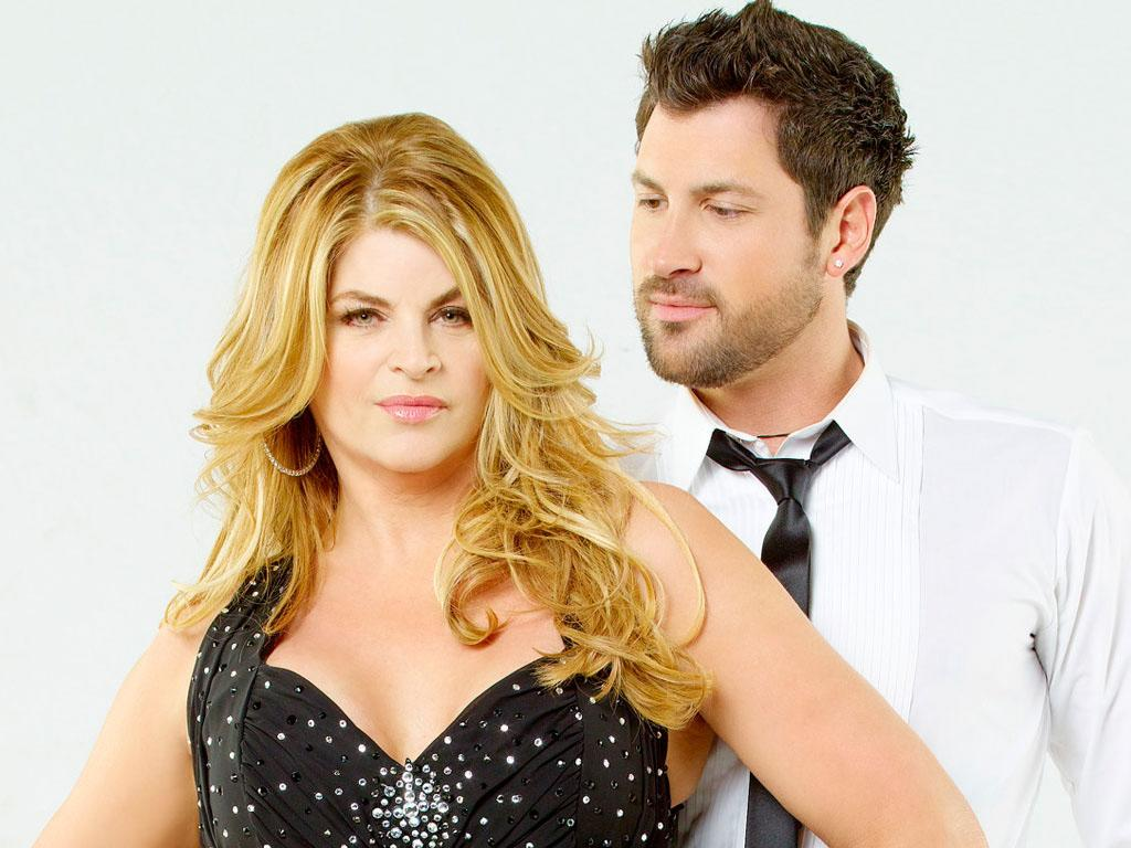 "Kirstie Alley will be dancing with Maksim Chmerkovskiy this fall on ABC's ""Dancing With the Stars: All-Stars,"" premiering September 23."