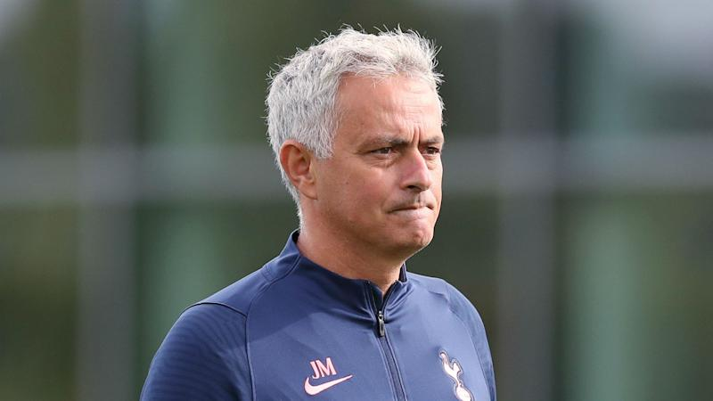 Mourinho: I want to coach a national team but Portugal 'very difficult'
