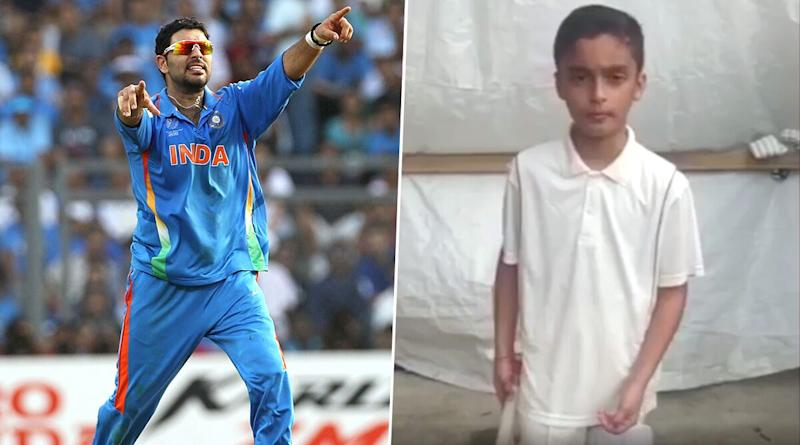 Yuvraj Singh Overwhelmed As Aspiring England Cricketer Expresses His Admiration for Former Indian All-Rounder (View Post)