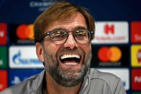 Clock extends for Jurgen Klopp
