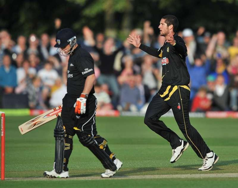 Wayne PArnell South Africa Kent Cricket