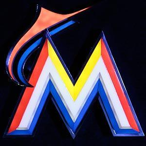 The new Miami Marlins logo