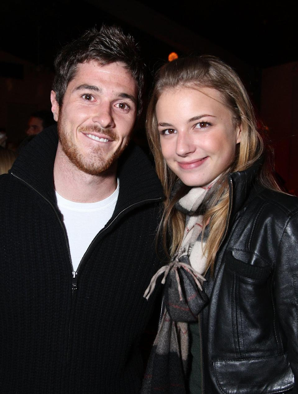 "<p>Jennifer and Michael aren't the only onscreen siblings who fell in love in real life. Dave and Emily started dating after meeting on the set of <strong>Brothers & Sisters</strong> in 2006, where they played half-siblings Justin and Rebecca. Their chemistry was so palpable that a plot twist was added into the storyline, in which the two found out they weren't actually related and could date. Though the actors remained on the series until 2011, their real-life romance only lasted until 2008. </p> <p>Neither actor has publicly spoken about their experience working together post-split, though in May 2012, <a href=""http://www.usmagazine.com/celebrity-news/news/emily-vancamp-i-dont-want-a-boyfriend-who-smokes-pot-plays-video-games-201235/"" class=""link rapid-noclick-resp"" rel=""nofollow noopener"" target=""_blank"" data-ylk=""slk:Emily alluded to a past relationship that didn't end well"">Emily alluded to a past relationship that didn't end well</a> during an interview with <strong>Lucky</strong>, saying ""every young woman needs to have one boyfriend who disappoints her, who really breaks her heart"" in order to know what true love is.</p>"