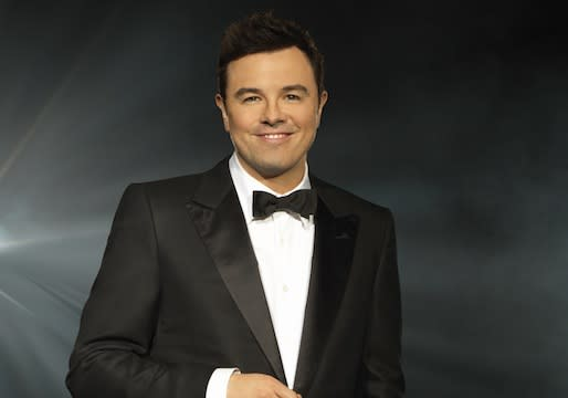 Oscars 2013: Rate Seth MacFarlane's Opening Monologue — With Special Guest James T. Kirk