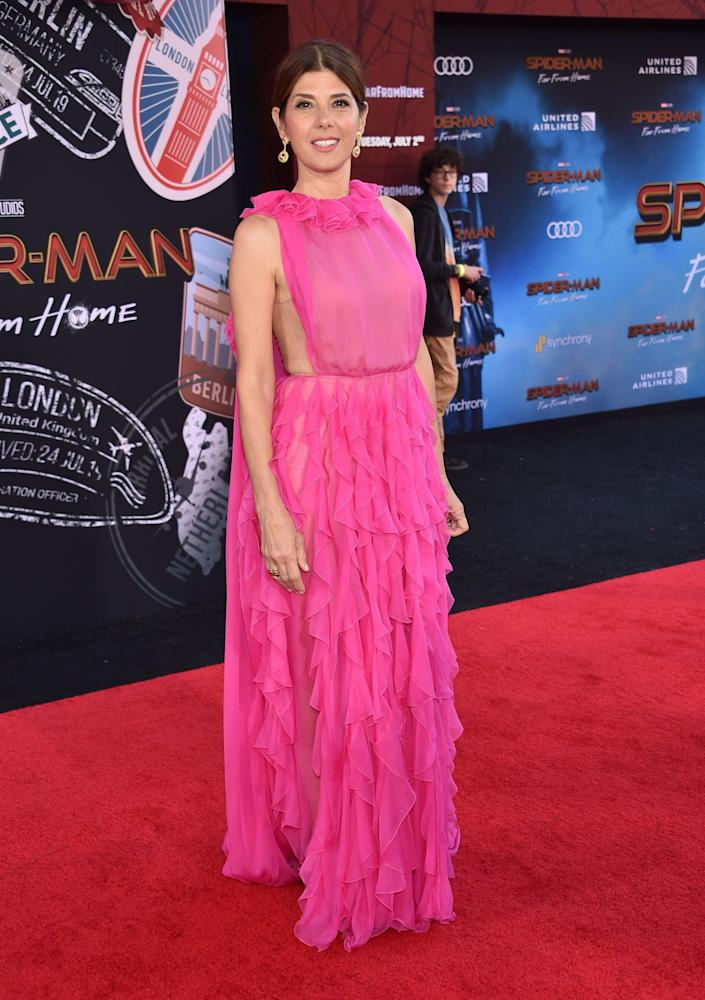 <p>It wouldn't be <strong>Spider-Man</strong> without Aunt May, and Tomei's version of the character is set to return for the upcoming third movie.</p>