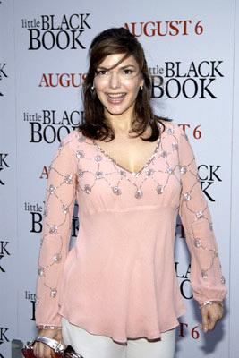 """Premiere: <a href=""""/movie/contributor/1807883278"""">Laura Elena Harring</a> at the New York premiere of Revolution Studio's <a href=""""/movie/1808472470/info"""">Little Black Book</a> - 7/21/2004<br>Photo: <a href=""""http://www.wireimage.com/"""">Larry Busacca, WireImage.com</a>"""
