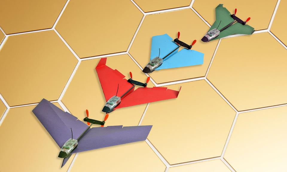 Holiday Gift Guide: 4.0 connected paper plane kit