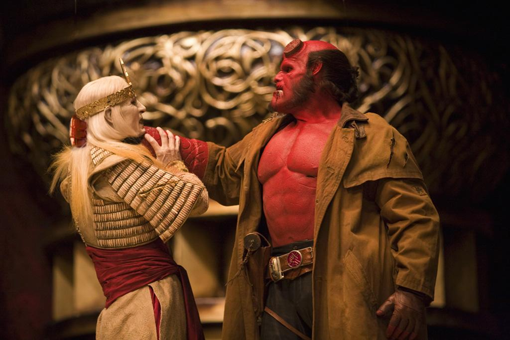 "2 NOMINATIONS -- <a href=""http://movies.yahoo.com/movie/1809826056/info"">Hellboy II: The Golden Army</a>  Best Villian - <a href=""http://movies.yahoo.com/movie/contributor/1804708783"">Luke Goss</a>  Best Fight"