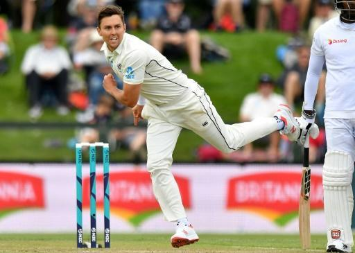 Six wickets in 15 balls: New Zealand pace bowler Trent Boult ripped through Sri Lanka