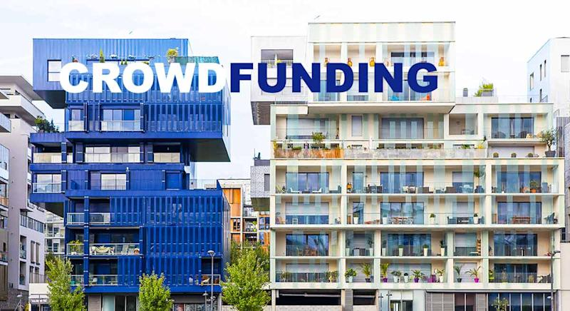 Crowdfunding immobilier : la pierre, star sans rivale du financement participatif