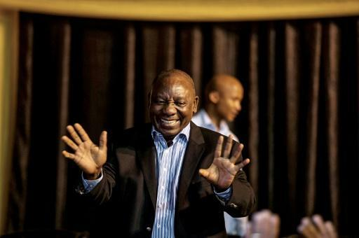 <p>Ramaphosa: Trade unionist, tycoon and S.Africa's next president?</p>
