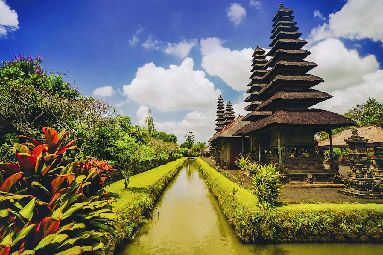 Fodor's 'no go' list discourages travel to places like Bali, Angkor Wat and Galapágos islands in 2020