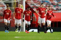 Europa League - Round of 16 First Leg - Manchester United v AC Milan