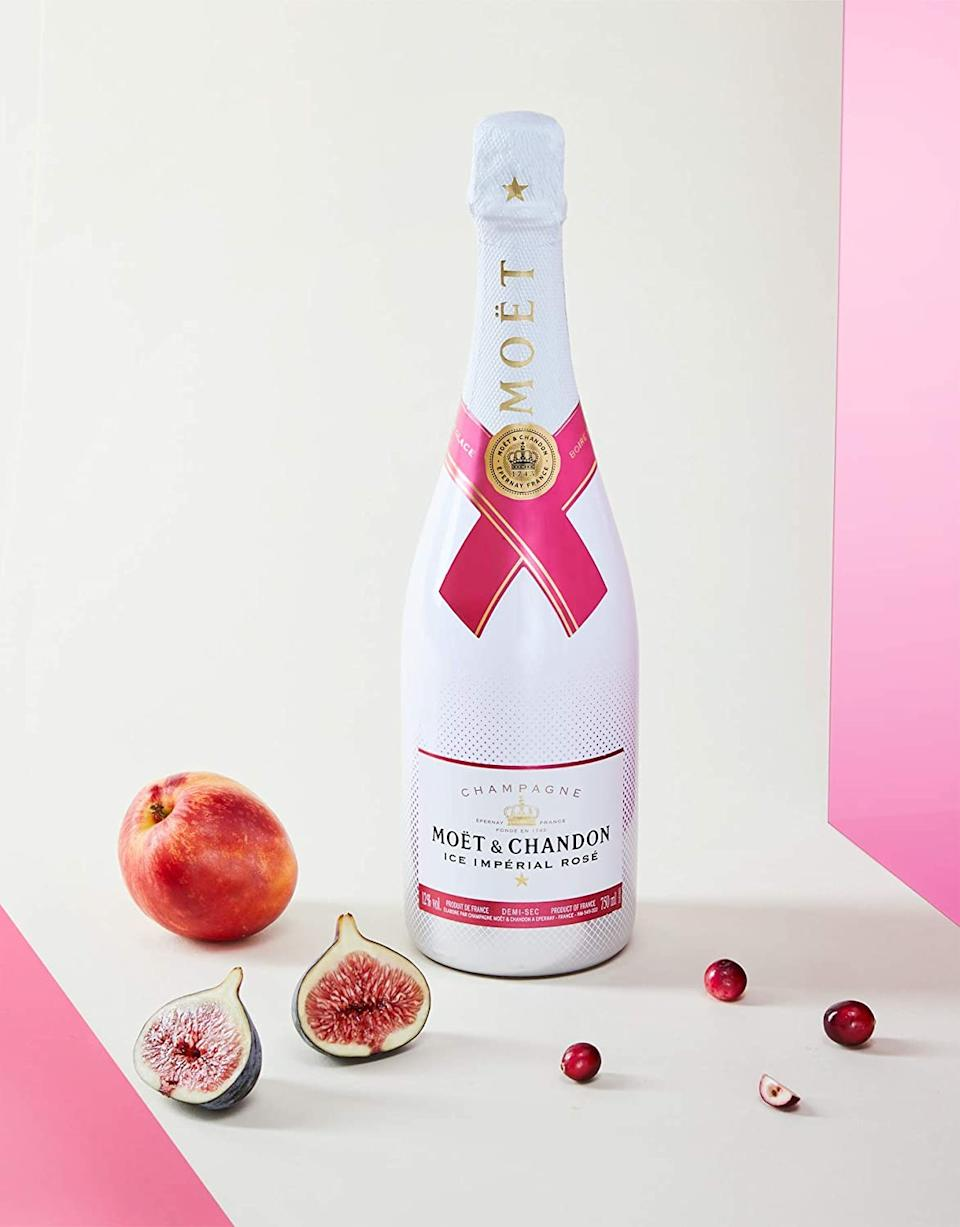 Champagne Moet Ice Imperial Rose 750 ml
