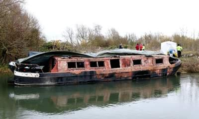 Houseboat Fire: 'Human Bones' Found In Oxford