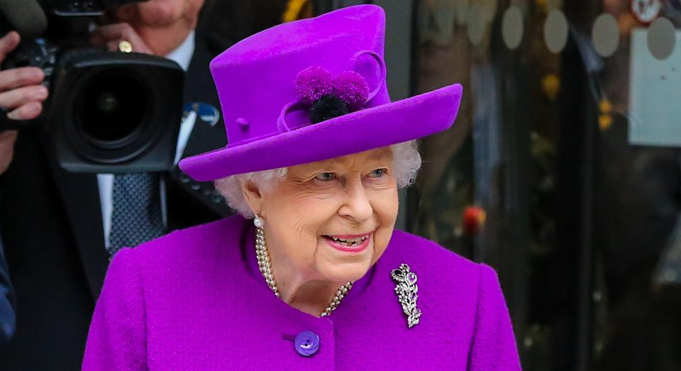 It's the 13th portrait the monarch has sat for since 2010 (Getty Images)