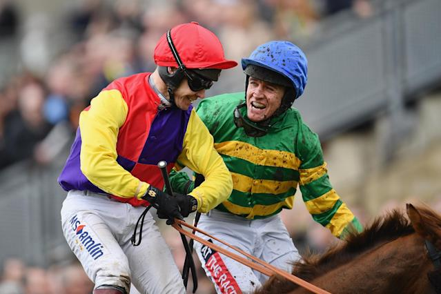 In the hunt: Richard Johnson and Barry Geraghty will be popular picks - 2018 Getty Images
