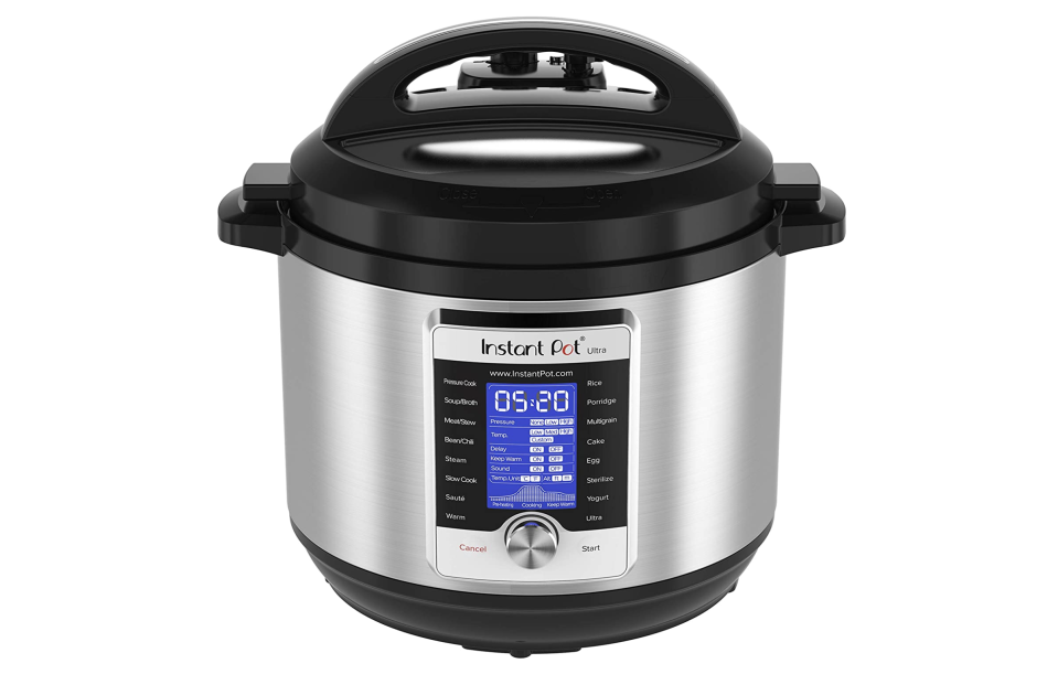 Instant Pot Ultra 8 Qt. Foto: amazon.com.mx