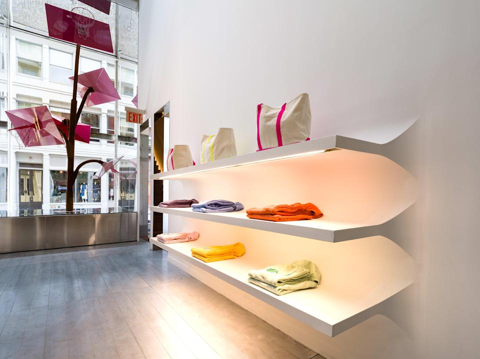 Eric Emanuel NYC Concept Store 1