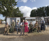 <p>HISTORIC:<br>The Bush Inn – owned by John Parks in West Sussex, Hull (Picture: Shed of the Year) </p>