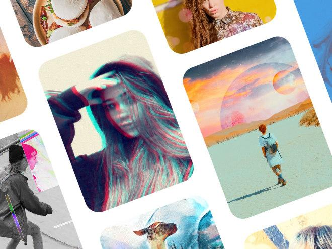 Adobe's new Photoshop Camera app is among the most popular searches made on Google Search over the past 24 hours.