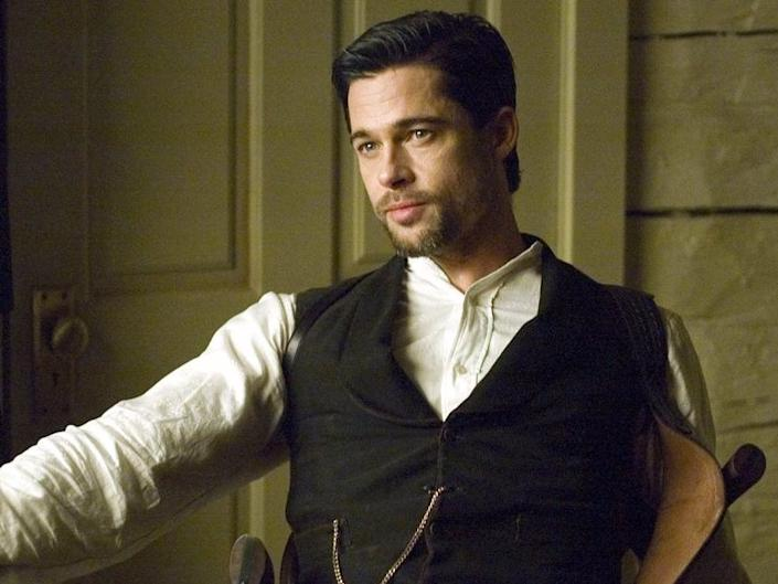 brad pitt the assassination of jesse james