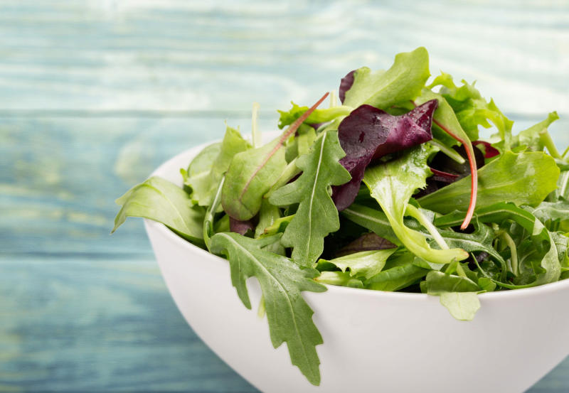 Your Bagged Salad Is Trying to Murder You