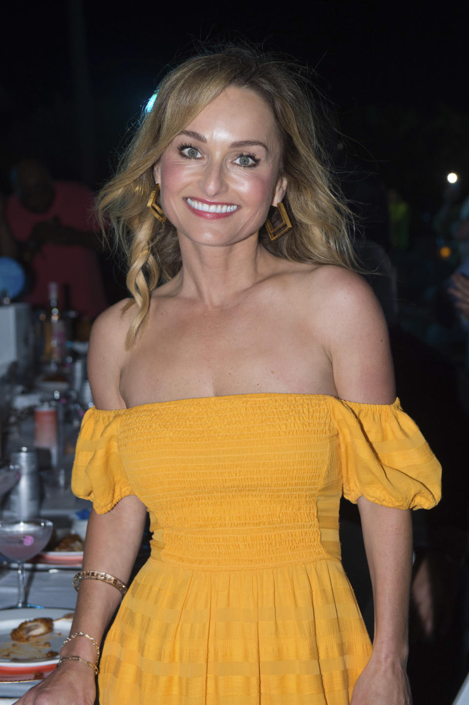 Chef Giada De Laurentiis attends SOBEWFF® 20th Anniversary Celebration at Fontainebleau Hotel on Thursday, May 20, 2021, in Miami Beach, Fla. (Photo by Scott Roth/Invision/AP)