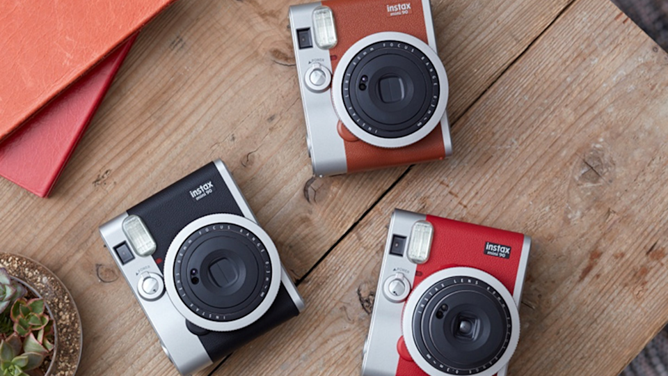 Best gifts for girlfriends 2021: Instax Mini 90 Neo Classic