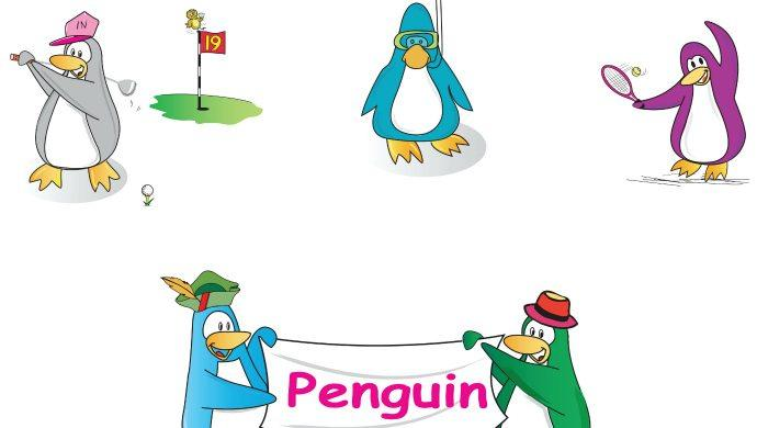 An ode to Club Penguin, the iceberg has melted and the lighthouse turned off