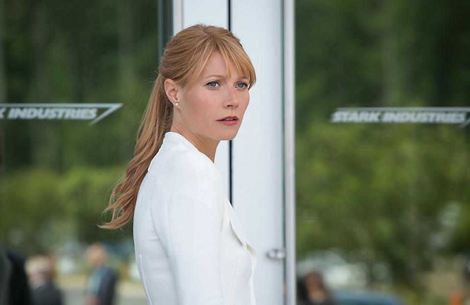 "Gwyneth Paltrow in Marvel Studios' ""Iron Man 3"" - 2013"