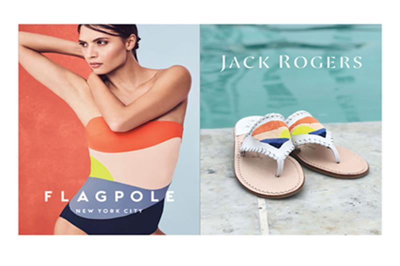 1cebac1c79 The Collabs: Jack Rogers Teams Up With This Swimwear Brand + More News
