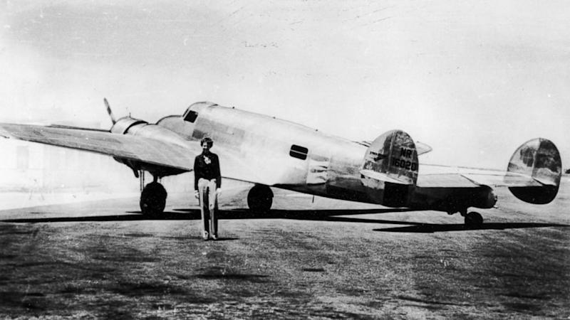 A History of Disappearing Flights: Amelia Earhart, The Bermuda Triangle and More