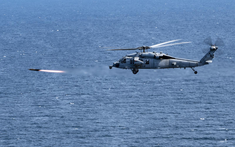 US Army, Marines want to make the Hellfire missile replacement more deadly at sea