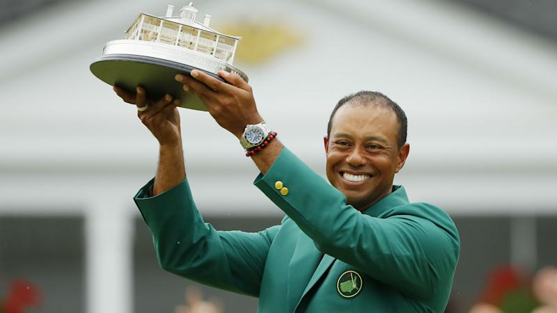 Tiger's fast food feast, Sandy's haggis horror show - The best and worst Masters Champions Dinners