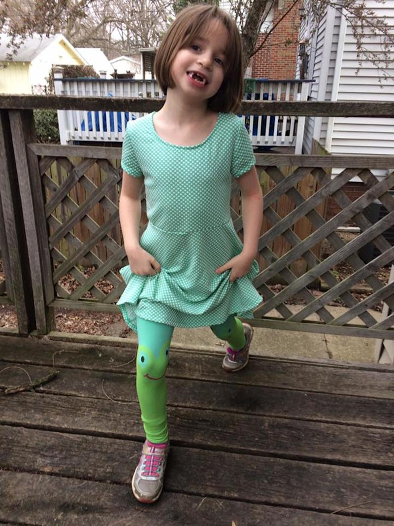 """""""My daughter is 7 -- diagnosed at age 2.5. As scary as it was, getting a diagnosis so early was the blessing. She did six hours of therapy a week for two years. It was tough, but she made tons of progress.She is in a mainstream classroom with support and progressing well. The rule in our house is that you never apologize for who you are."""""""