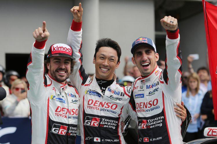 Toyota Gazoo Racing 24 Hours of Le Mans