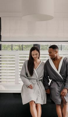 Hooded Robe, perfect for all-day lounging