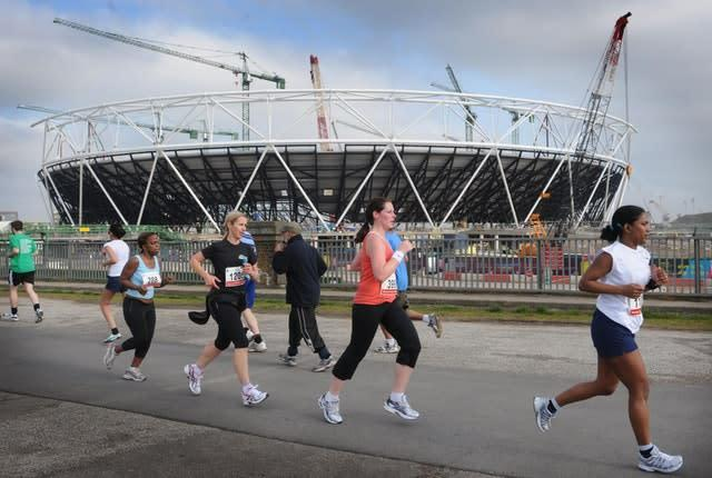 An event was due to take place at the Olympic Park (Stefan Rousseau/PA).