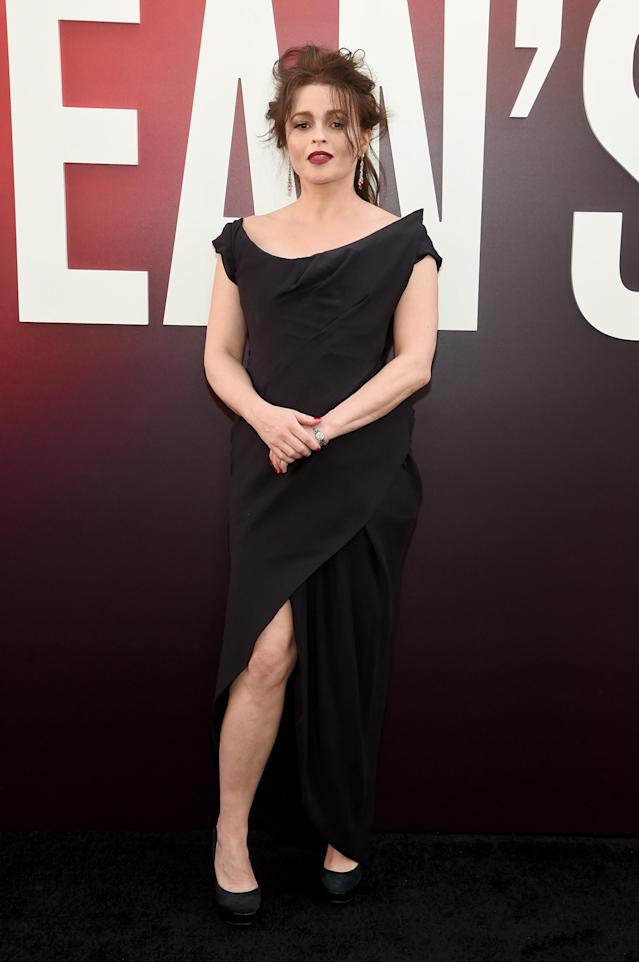 <p>Wearing Vivienne Westwood. (Photo: Getty Images) </p>