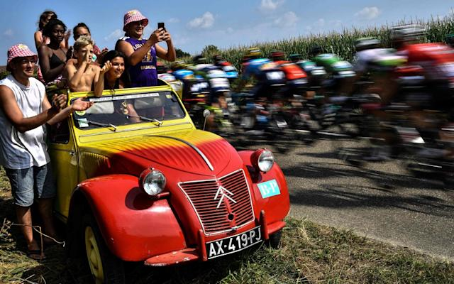 Summer without the Tour de France is hardly summer at all - GETTY IMAGES