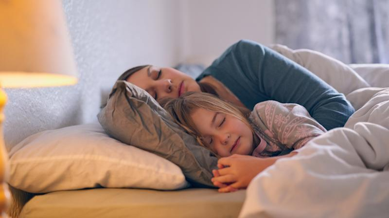 Getting a good night'ssleep can feel an impossible feat for many parents, especially if you're regularly disturbed by a child coming into your bed in the middle of the night.
