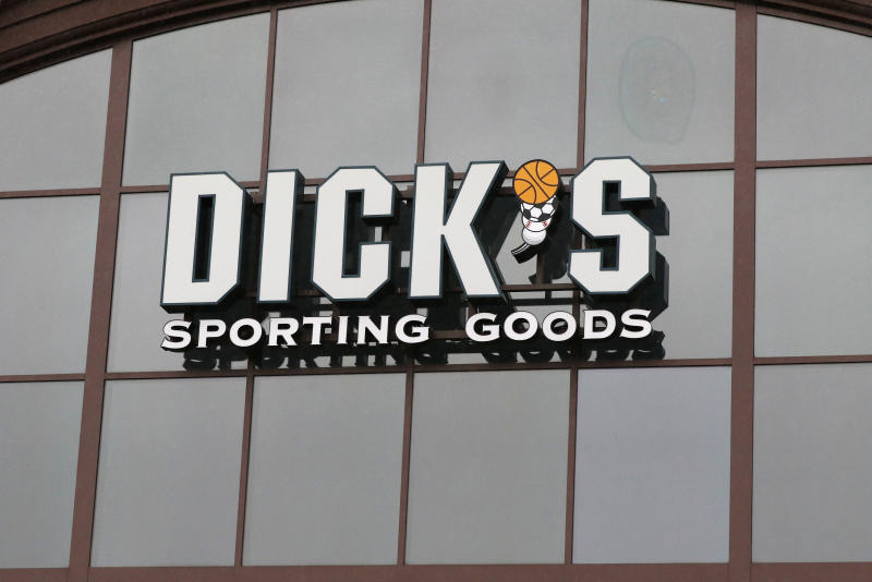 Dick's says new gun policy will impact sales, shopper visits