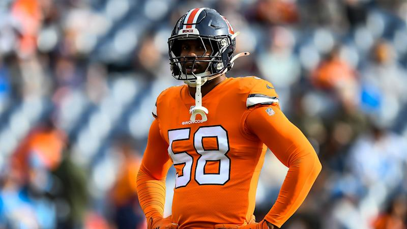 Broncos star Von Miller considered sitting out NFL season