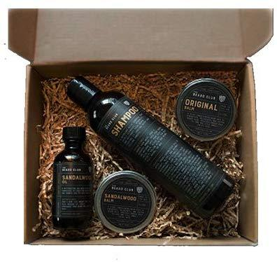 Receive quality products and membership into a bearded brotherhood. (Photo: Amazon)