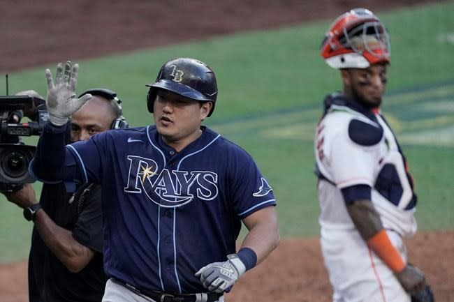Rays' offence stuck in neutral again as Astros force Game 6