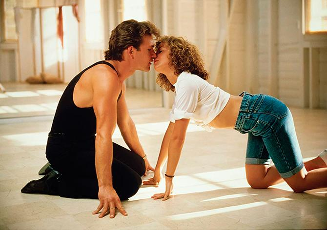 Escena de Dirty Dancing (Vestron Pictures)