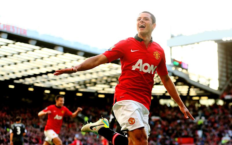 Javier Hernandez - Credit: ACTION IMAGES