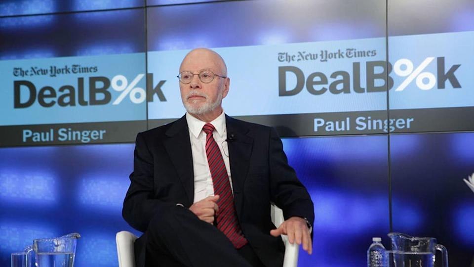 Paul Singer | Thos Robinson/Getty Images